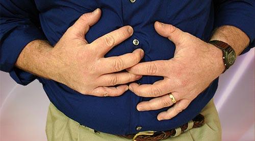 Biến chứng ung thư dạ dày tá tràng là những cơn đau dữ dội