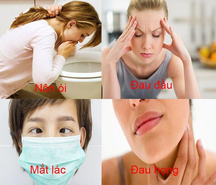 Ung thư vòm họng nếu không được chữa trị kịp thời có thể gây nên những biến chứng nguy hiểm