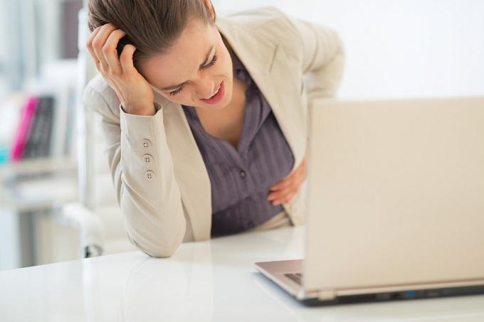 Đau bụng dữ dội là biểu hiện của ung thư dạ dày giai đoạn cuối