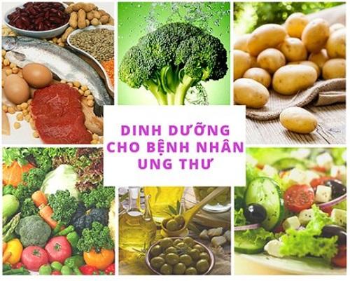 Cách bỏ đói tế bào ung thư bằng chế độ ăn phù hợp