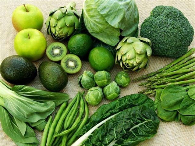 Ăn nhiều rau xanh để ngăn ngừa ung thư máu