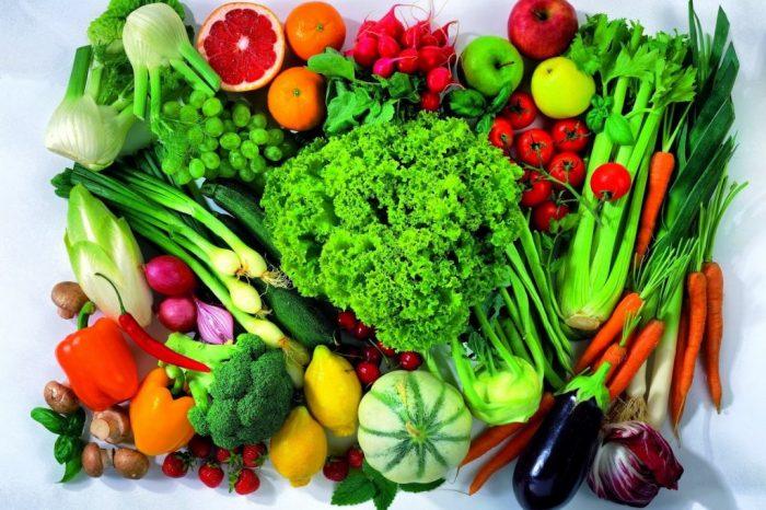 Ăn nhiều rau và hoa quả là cách phòng tránh ung thư rất tốt