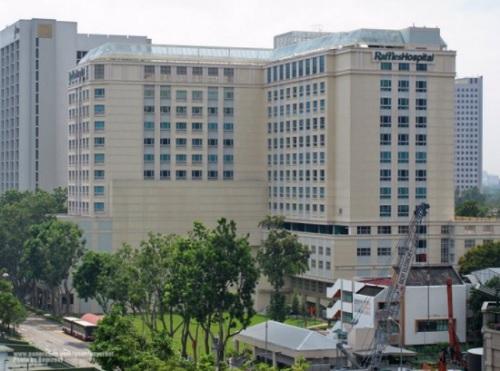 Chữa bệnh ung thư phổi ở Singapore tại bệnh viện Raffles Singapore