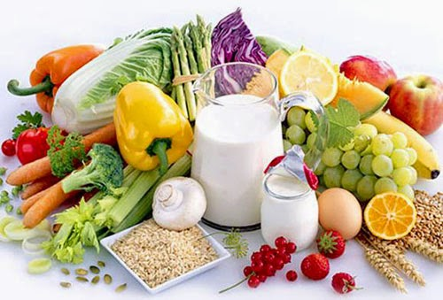 Bổ sung nhiều hoa quả, trái cây tươi để cơ thể luôn khỏe mạnh