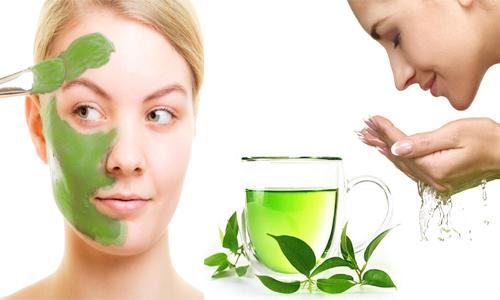 Chè xanh có công dụng làm đẹp, dưỡng da, giảm cân hiệu quả