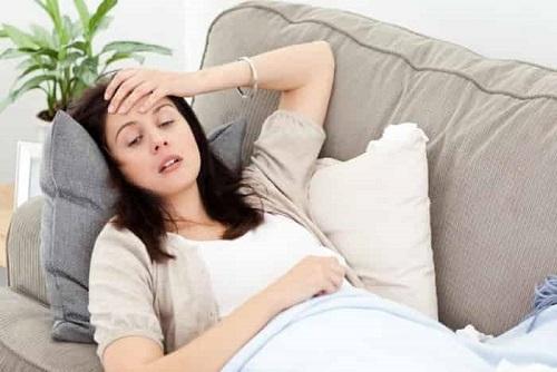 Cơ thể bệnh nhân cảm thấy mệt mỏi