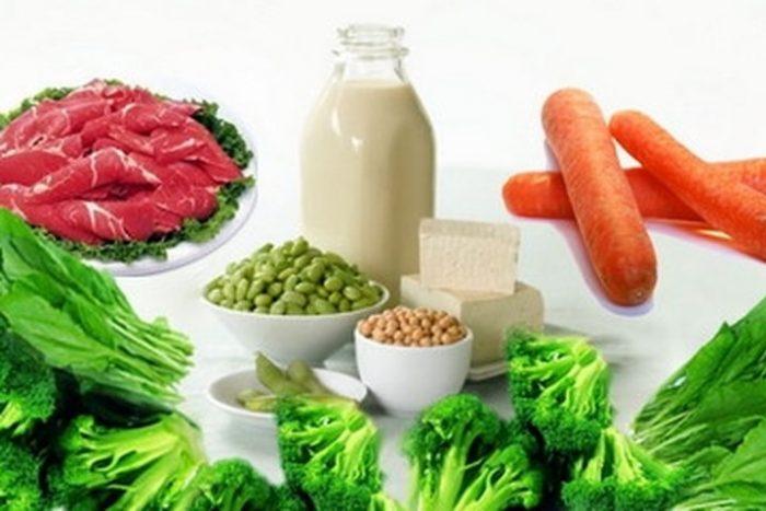 Bổ sung thực phẩm giàu chất dinh dưỡng để phòng và chữa bệnh ung thư