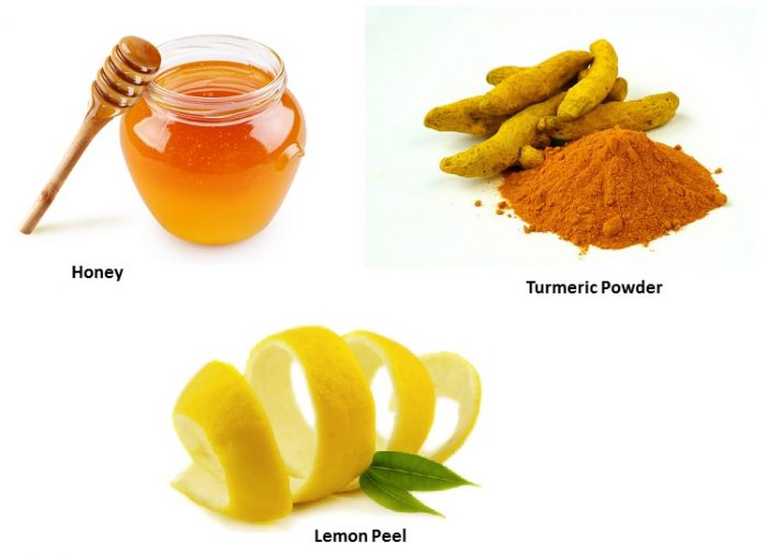 Thuốc trị ung thư dạ dày từ nghệ, chanh và mật ong