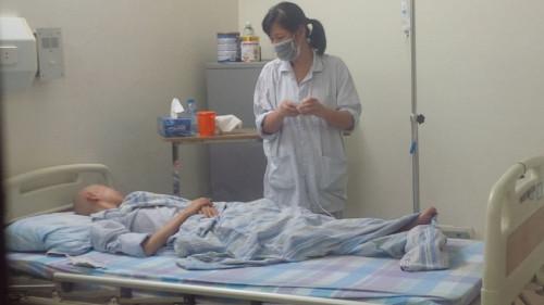 Hình ảnh bệnh nhân ung thư