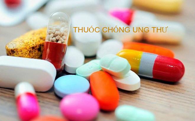 Nguyên tắc sử dụng thuốc chống ung thư
