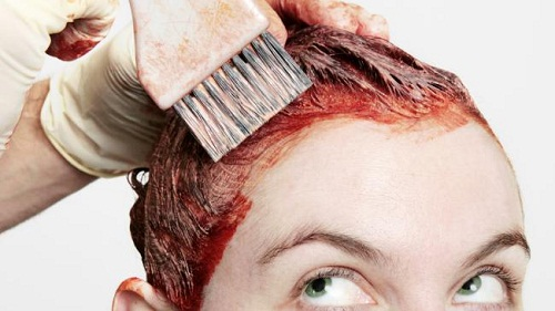 Nhuộm tóc có thể là nguyên nhân ung thư da đầu