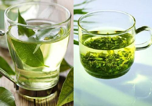 Uống nhiều nước chè xanh gây hại đến sức khỏe