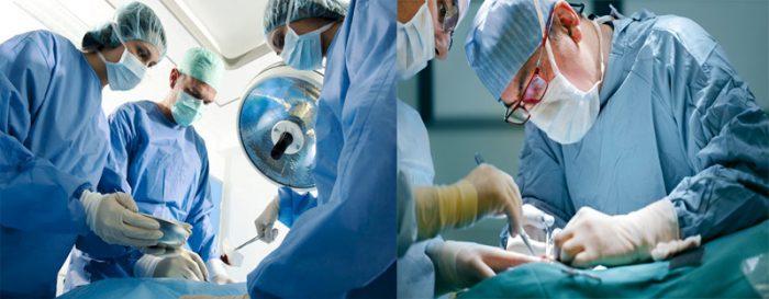 Phẫu thuật là phương pháp Tây y phổ biến trong điều trị ung thư thực quản