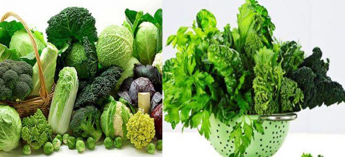 Bệnh nhân ung thư thực quản nên ăn nhiều rau xanh