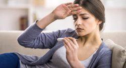 Cách nhận biết ung thư qua biểu hiện sốt