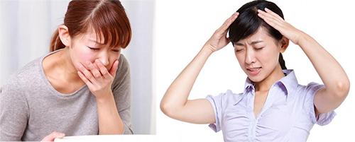 Tác hại cây đinh lăng có thể xảy ra do dùng quá nhiều gay hoa mắt, chóng mặt, đau đầu, buồn nôn