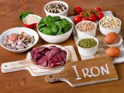 Bổ sung thực phẩm giàu chất sắt cho thực đơn cho bệnh nhân ung thư dạ dày
