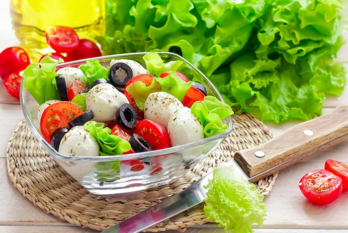 Rau xanh là thực phẩm phòng chống bệnh ung thư hiệu quả
