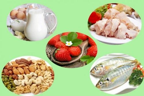 Thực phẩm cần bổ sung cho người ung thư trực tràng
