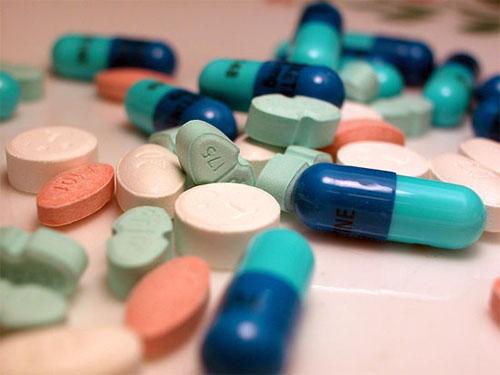 Thuốc tây chữa bệnh ung thư phổi giai đoạn cuối.