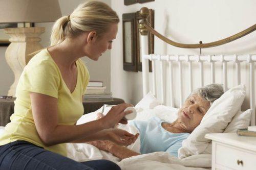 Triệu chứng ung thư buồng trứng giai đoạn cuối có thể hiện diện khắp cơ thể.