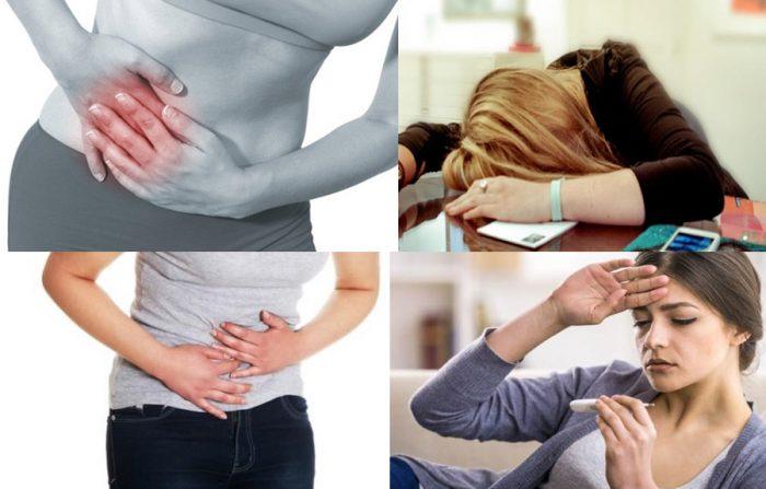 Có nhiều triệu chứng bệnh xơ gan giai đoạn đầu