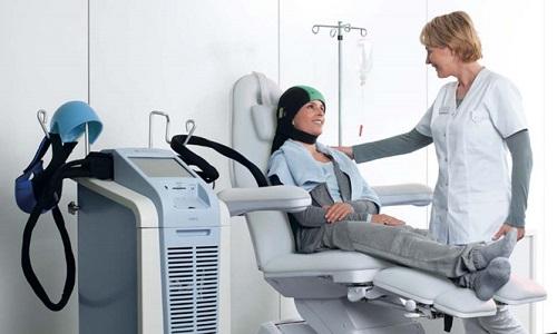 Truyền hóa chất chữa ung thư phổi