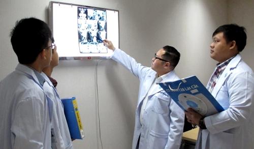 Phương pháp điều trị đúng đắn sẽ giúp chữa khỏi bệnh ung thư cho nhiều người.