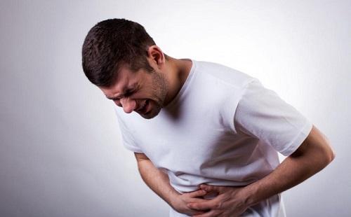 Ung thư đại tràng gây đau bụng quằn quại