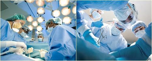 Phẫu thuật là phương pháp điều trị K phổi khá hữu hiệu