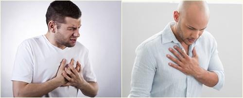 Đau ngực là dấu hiệu cảnh báo nguy cơ mắc bệnh ung thư phổi của bạn là rất cao