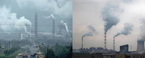 Nguy cơ mắc ung thư phổi sẽ là rất cao nếu bạn sống trong một môi trường quá ô nhiễm