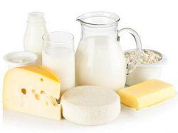 Thực phẩm làm từ sữa tốt cho bệnh nhân ung thư phổi