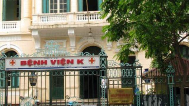 Bệnh viện K Hà Nội có 3 cơ sở