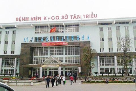 Bệnh viện K Tân Triều Hà Đông