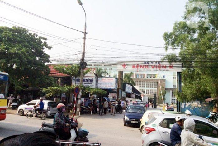 Bệnh viện K Tân Triều Thanh Trì Hà Đông