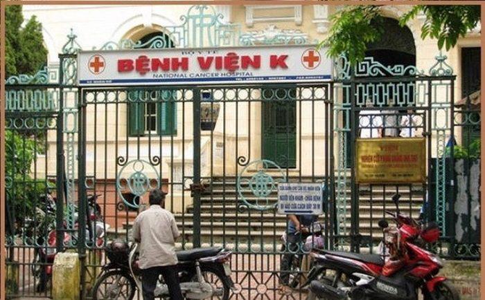 Bệnh viện K cơ sở 1 Hà Nội