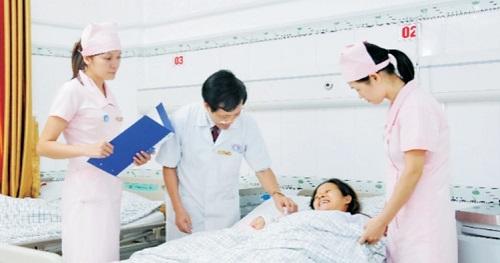Đăng ký khám theo yêu cầu tại bệnh viện K