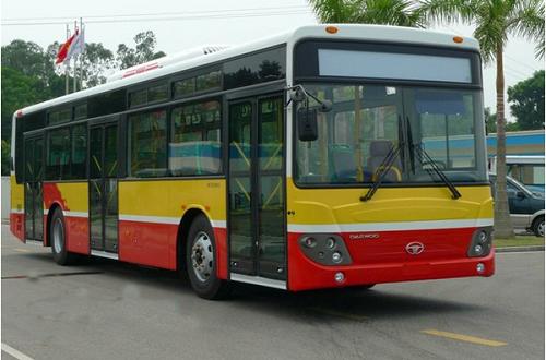 Đến bệnh viện K bằng xe bus