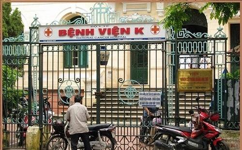 Lịch khám bệnh viện K Hà Nội