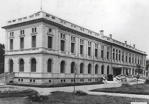 Lịch sử bệnh viện K Hà Nội