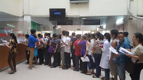 Quy trình thăm khám tại bệnh viện ung bướu