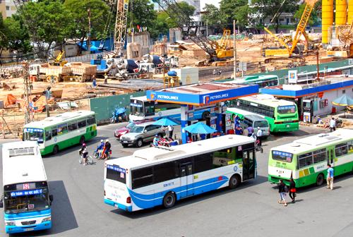 Nên tìm hiểu các tuyến bus trên bản đồ Bệnh viện Ung bướu TP HCM.
