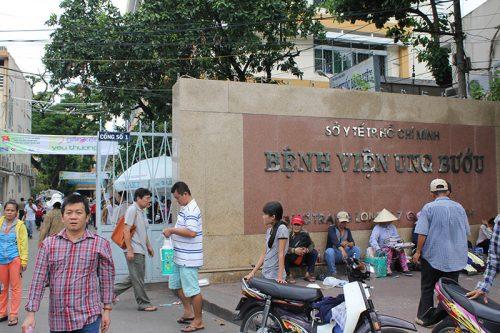 Bệnh viện ung bướu TP Hồ Chí Minh là một trong những bệnh viện đầu ngành về khám chữa ung thư tại Việt Nam.