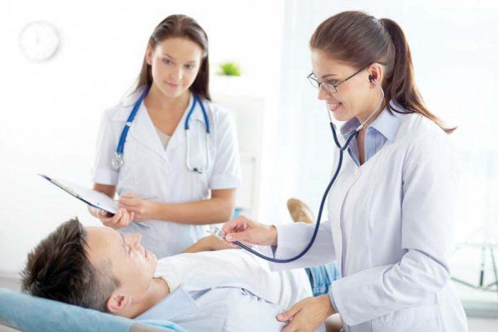 Bạn có thể liên hệ trước với bệnh viện để tư vấn các dịch vụ khám bệnh