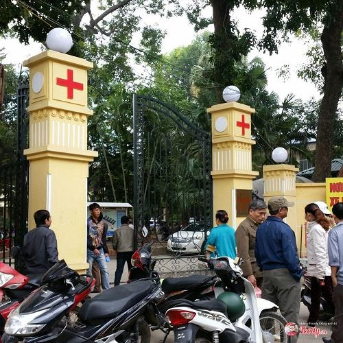 Bệnh viện K cơ sở 2 Hà Đông