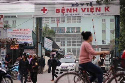 Bệnh viện K Hà Nội nằm trên đường nào là thắc mắc của nhiều người