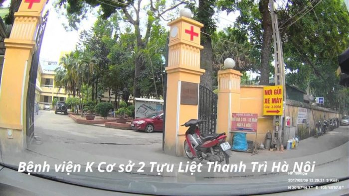 Bệnh viện k trung ương cơ sở 2