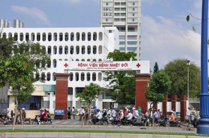 Bệnh viện Nhiệt đới Trung ương TPHCM có quy trình khám bệnh được hướng dẫn bệnh nhân qua trang thông tin tư vấn