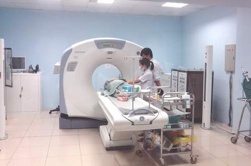 Trang thiết bị điều trị ung thư của bệnh viện Ung bướu đầy đủ, hiện đại